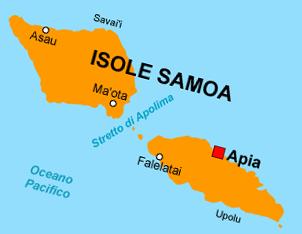 Islas Samoa